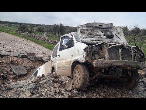 Kurdish YPG Attacking Turkish Army-backed Jihadists In Afrin Region