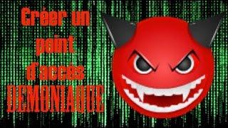 Un point d'accès DEMONIAQUE (easy-creds Evil twins Kali Linux / Backtrack) [FRANCAIS]