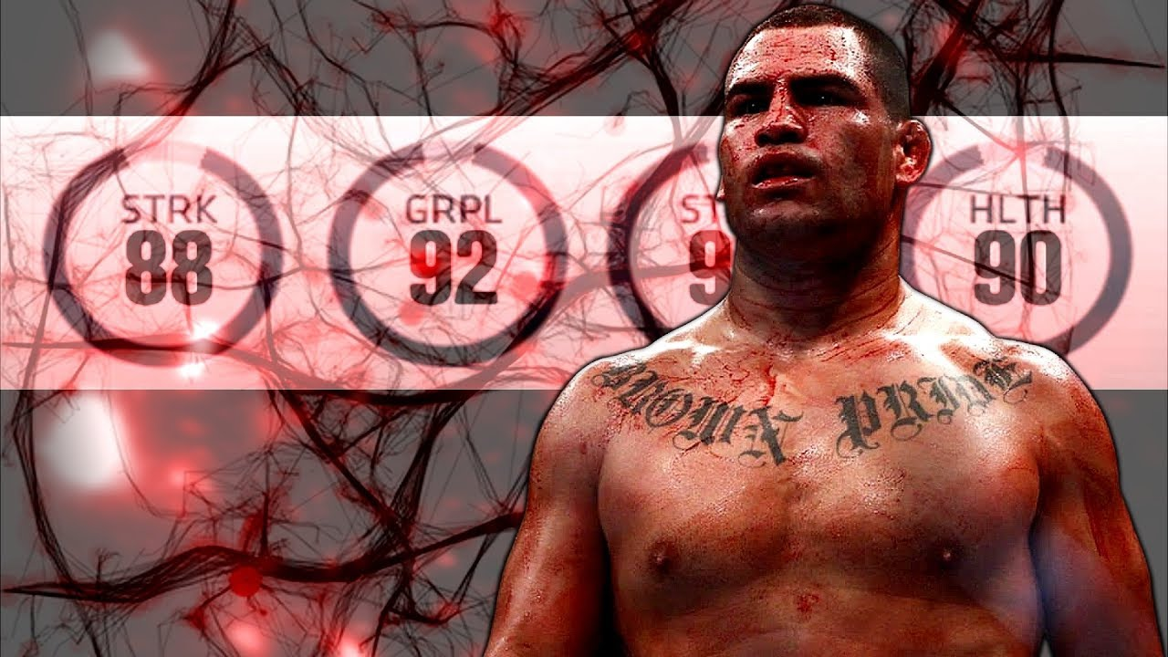 Download UFC On ESPN Fighter Showcase #1 - Cain Velasquez