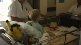 Olivier heeft sinds zijn babytijd reuma