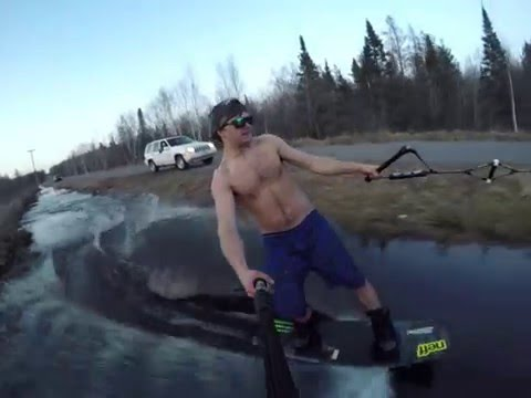 GoPro: Ditch Boarding in Hurley, Wisconsin