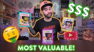 Baixar Top 5 Most Valuable Funko Pop Grail Collection Tour!