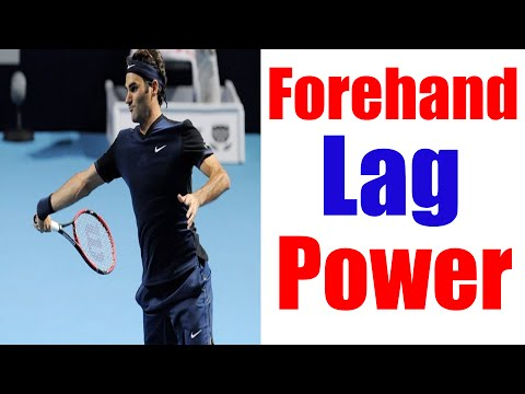 "How To Get Great ""Lag"" On Your Forehand 