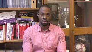 the reasons why i chose ucl laws kemar richards llm student
