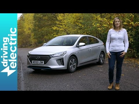 Hyundai Ioniq Plug In Hybrid Review Drivingelectric