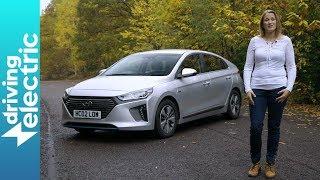 Hyundai Ioniq Plug-In hybrid review - DrivingElectric