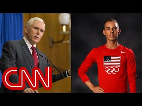 USA Today: Gay Olympic athlete turns down Pence meeting