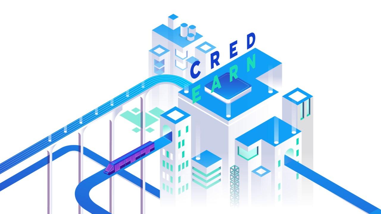 Cred - The Crypto Financial Platform