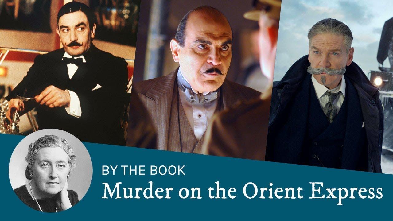 Book Vs Movie Murder On The Orient Express In Film  Tv -4471