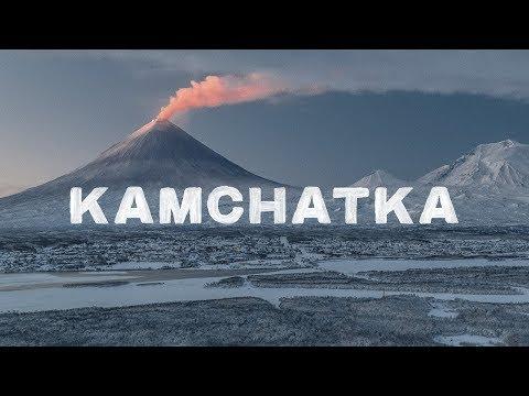 Kamchatka. The Winter