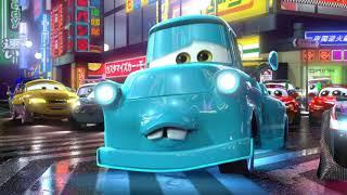 Cars Toons - Tokyo Takel - Disney NL