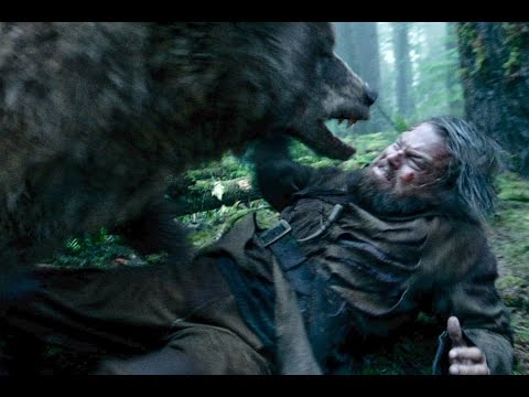 Bear attack  from The Revenant