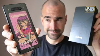 Nubia Z20 Unboxing & Tour | Dual-screen phone explored