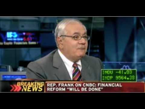 The Ratings Debate: Barney Frank On Financial Reform and the Rating Agency