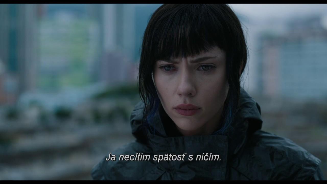 Ghost in the Shell - oficiálny slovenský trailer