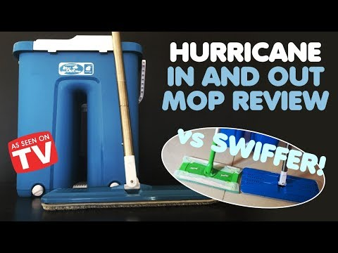 In And Out Mop Review: Does it Work? *As Seen on TV*