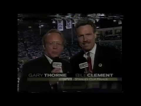 Mega compilation of Gary Thorne Calls and he's not only calling hockey