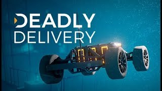 Deadly Delivery ★ GamePlay ★ Ultra Settings
