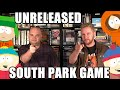UNRELEASED SOUTH PARK GAME! (Never before seen Gameplay Footage) - Happy Console Gamer