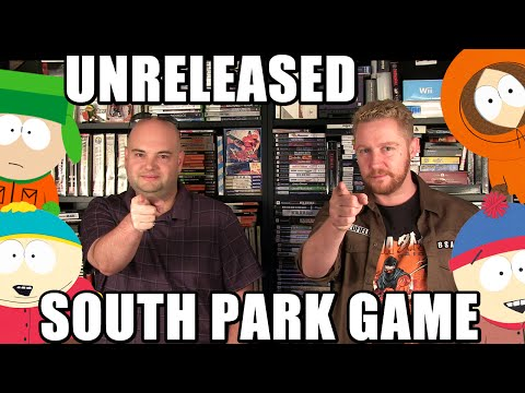 Unreleased South Park game found on a used Xbox dev-kit