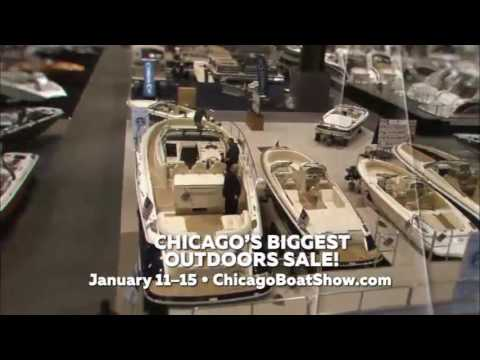 2017 Progressive Chicago Boat, RV and Strictly Sail Show :30