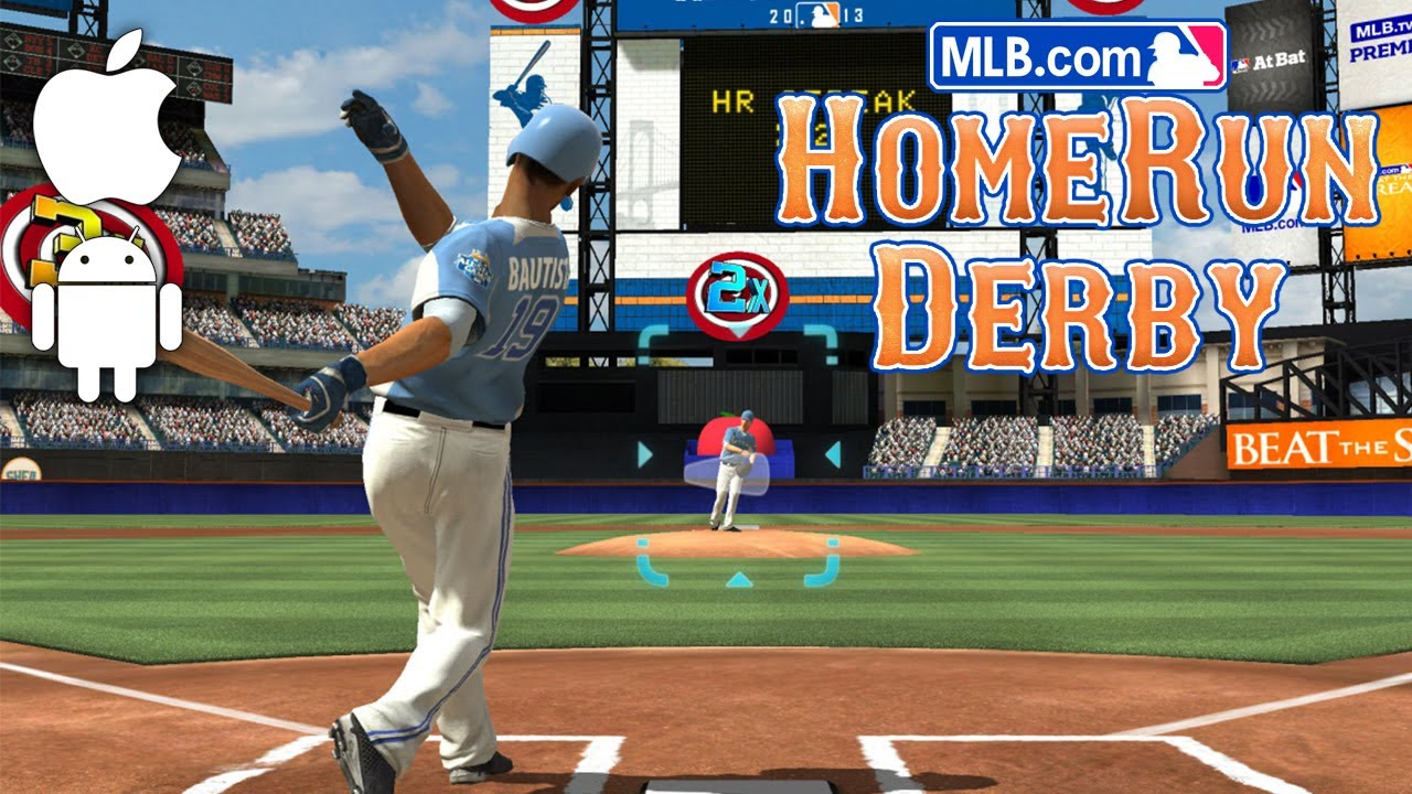 Mlb Home Run Derby Review Ios Android Youtube
