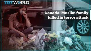 Muslim family killed in 'premeditated' terror attack in Ontario