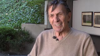 An Encore Bar Mitzvah Performance: Leonard Nimoy Reflect on his Religious Exposure as a Child
