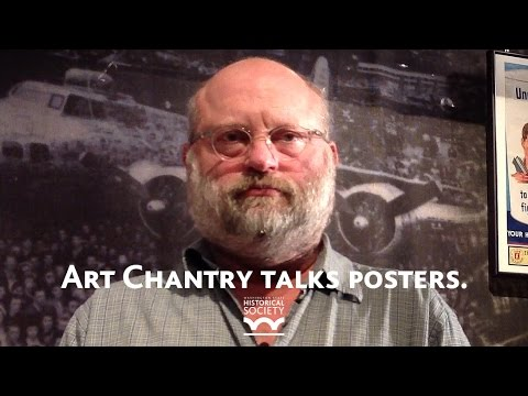 Art Chantry talks posters