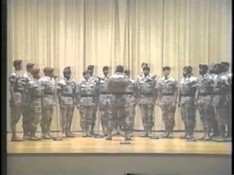 Copy of 82nd Airborne Division's All-American Chorus -1992