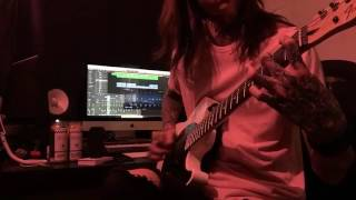PART OF THE NEW SONG 2/ BAD OMENS 2017 / DEMO