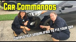 Unqualified to Fix Your Car Tutorial- Showgirl Shenaniganz Ep 5