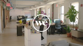 Custom Private Large Offices | WeWork