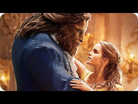Disney's THE BEAUTY AND THE BEAST Trailer (2017) Emma Watson Movie