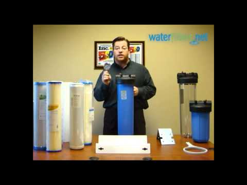 When To Change A Water Filter