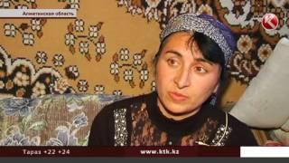 В Алматинской области женщину с четырьмя детьми выгнали из дома