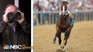 Preakness Stakes 2019: Watch Larry Collmus' call  of chaotic race with riderless horse | NBC Sports