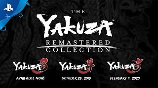 The Yakuza Remastered Collection – Day 1 Edition (PS4)