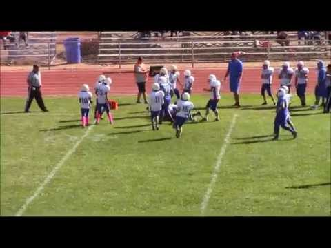 2015 SOCORRO MIDDLE SCHOOL VS T OR C GAME 2 HIGHLIGHTS