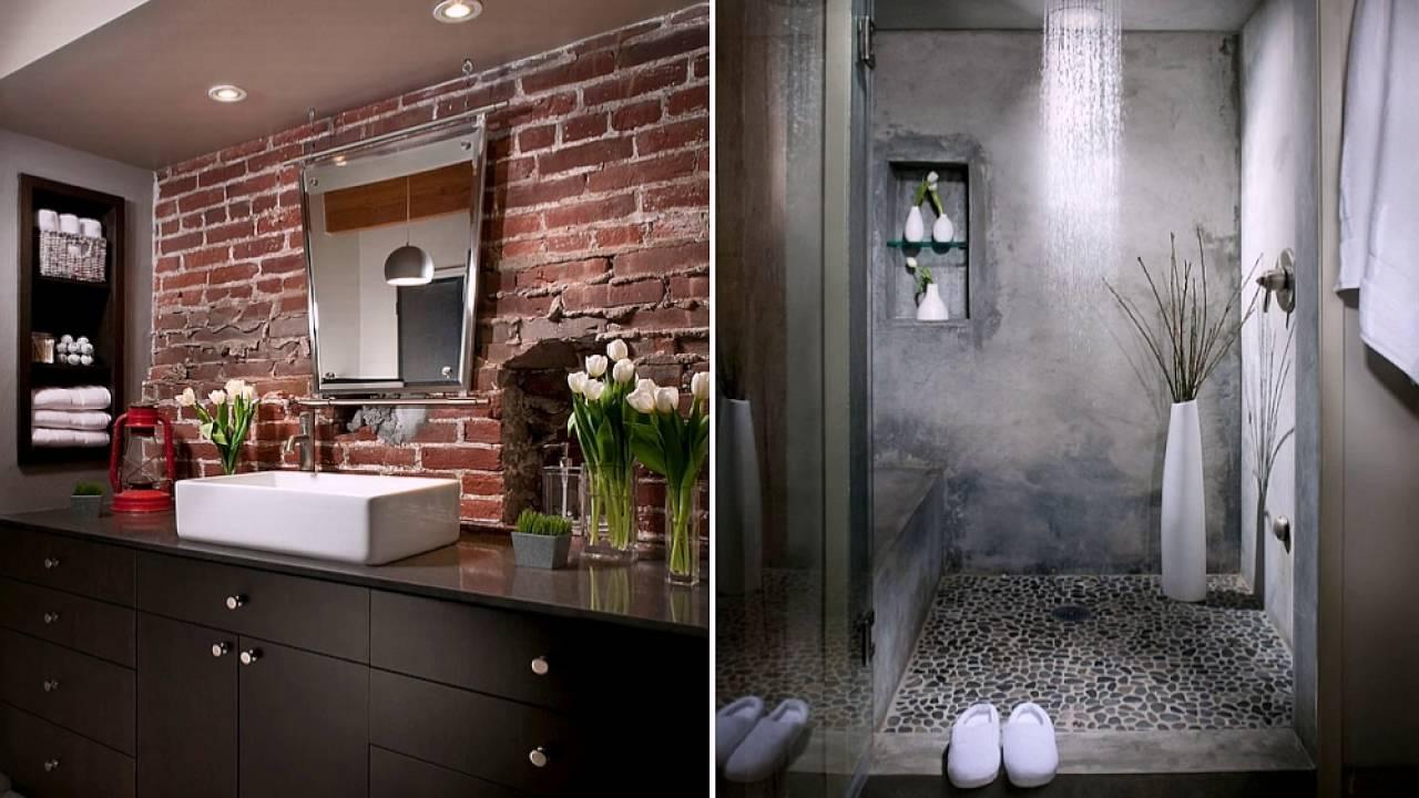 wunderbare verwendung von beton im badezimmer youtube. Black Bedroom Furniture Sets. Home Design Ideas