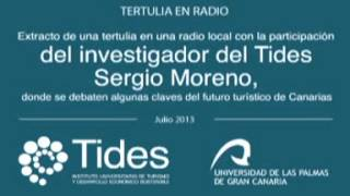 Claves del futuro turístico de Canarias - Sergio Moreno Gil, Investigador del Tides