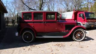 1927 Buick Touring Sedan For Sale~Straight 6 Motor~With the Current Owner For 25 Over Years