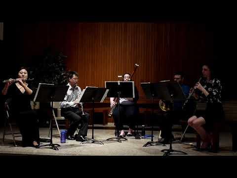 Volante Winds - Samuel Barber (Summer Music)