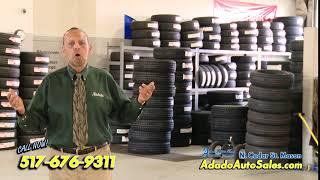 Adado Auto Sales and Service open Saturday 8am to 3pm