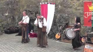 Donner & Doria live auf Burg Falkenstein / Pfalz
