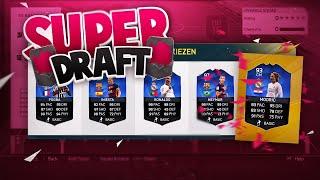 IK WIL MEER BLAUWE! - FIFA 16 SUPERDRAFT!