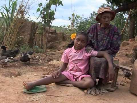 Une journée à l'école à Madagascar