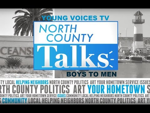 North County Talks: Young Voices TV - Boys to Men