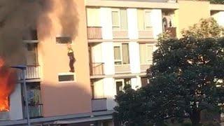 Agent springt uit raam na ontploffing in Utrecht - RTL NIEUWS