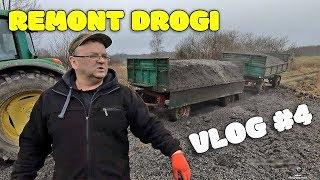 MAREK ROBI DRUGĄ DROGĘ DO GOSPODARSTWA !☆ [Vlog #4] z Tatą 2019